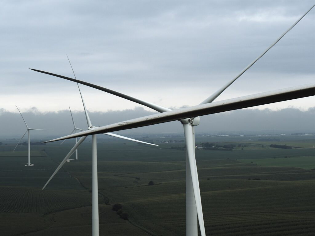 Bluestem Energy Solutions Announces Wind Project in Franklin County