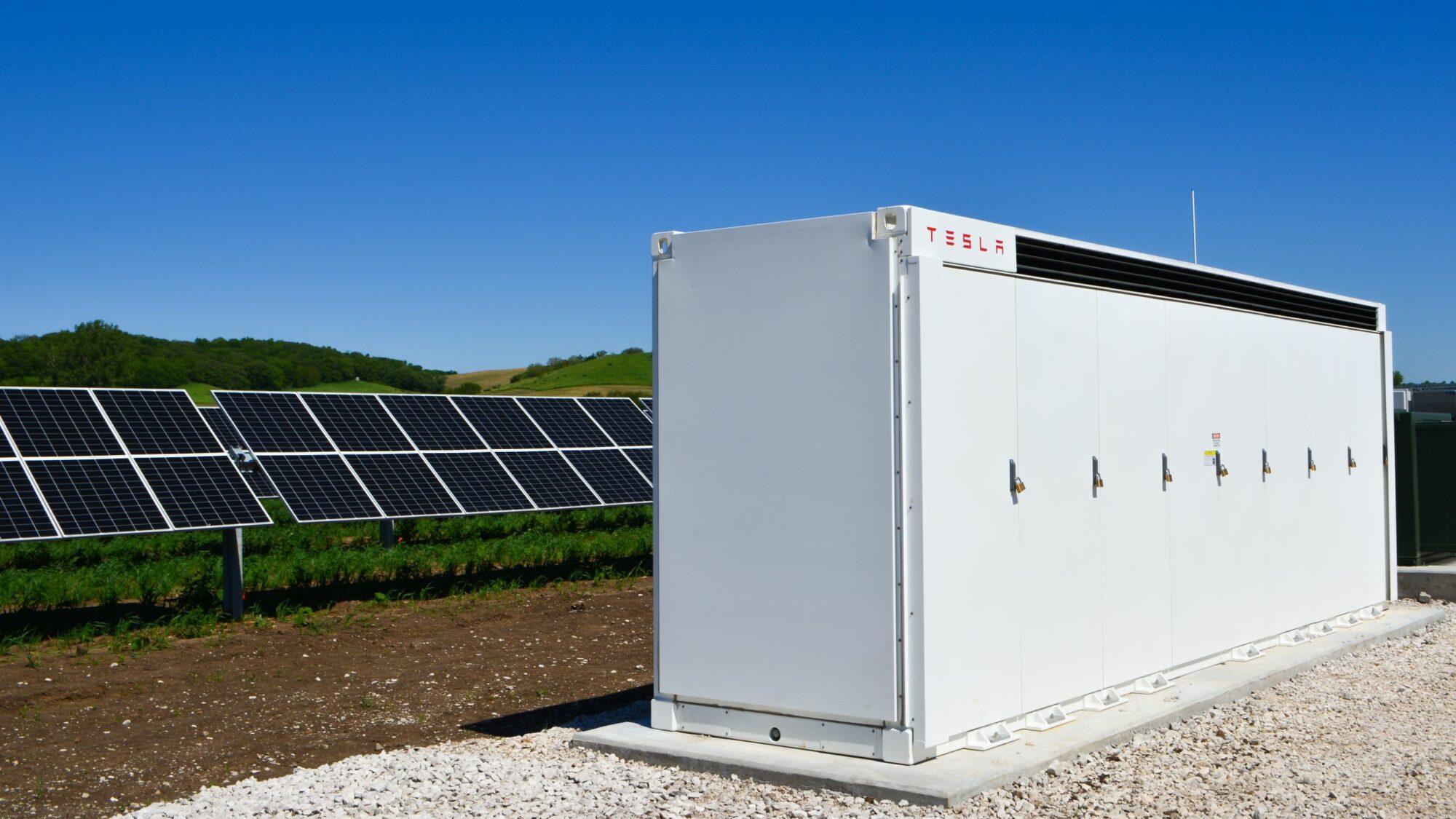Burt County Solar-Plus-Storage Project Fully Operational
