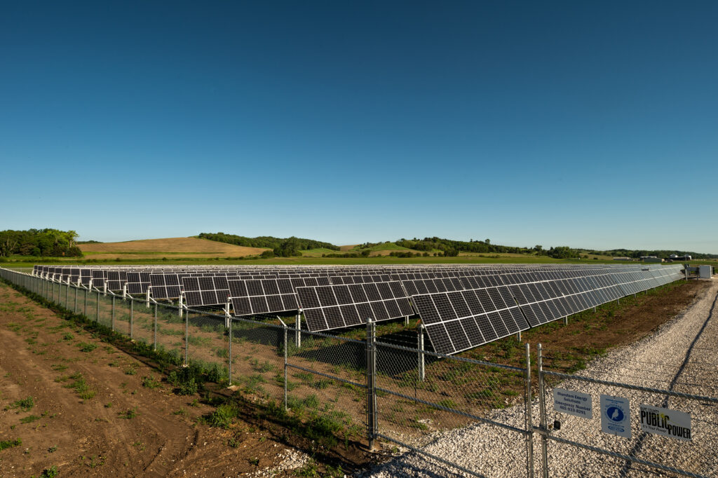In the News: Burt County Solar-Plus-Storage Project